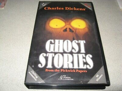 Ghost Stories - Charles Dickens *Very rare and hard to find like new*
