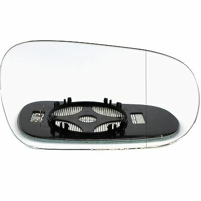 Droit Côté Conducteur Flat Wing Door Mirror Glass for Honda Stream 2001-2005 Chauffé