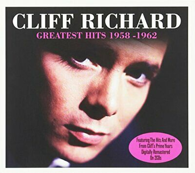 Cliff Richard - Greatest Hits - Cliff Richard CD RGVG The Cheap Fast Free Post
