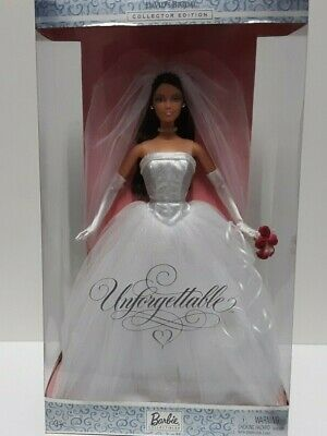 Barbie Unforgettable David's Bridal Collector Edition NIB Mattel Doll