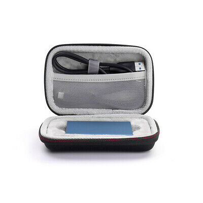 Storage Hard Case Carry Bag Box Pouch for Samsung T5 SSD Solid State Drive E6F0