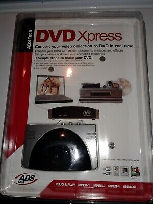 ADSTECH DVD XPRESS-USBAV701 DRIVERS FOR WINDOWS 7