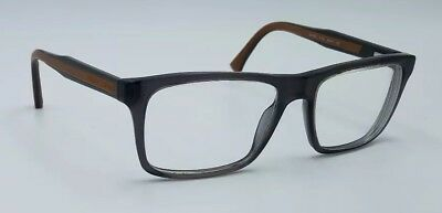 1dc2601c45 Emporio Armani EA3002 5215 Brown 53x17 140 Rx Frame Only Eyeglasses  1156