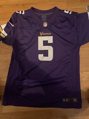 New MENS NIKE ON Field Adam Thielan Minnesota Vikings Jersey Size XL  for sale