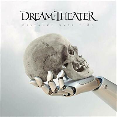 Distance Over Time Dream Theater CD