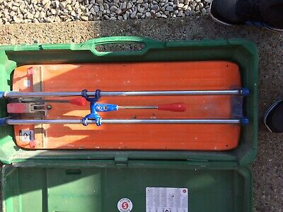 Rubi ts60 tile cutter in great condition