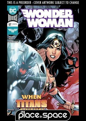(Wk13) Wonder Woman, Vol. 5 #67A - Preorder 27Th Mar