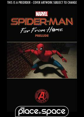 (Wk13) Spider-Man: Far From Home Prelude #1 - Preorder 27Th Mar