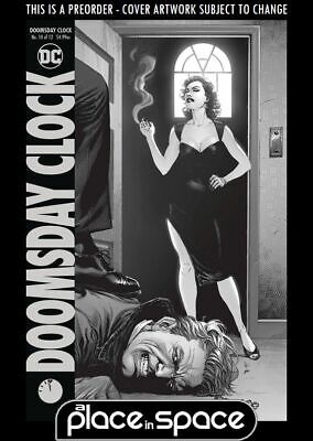 (Wk19) Doomsday Clock #10A - Preorder 8Th May