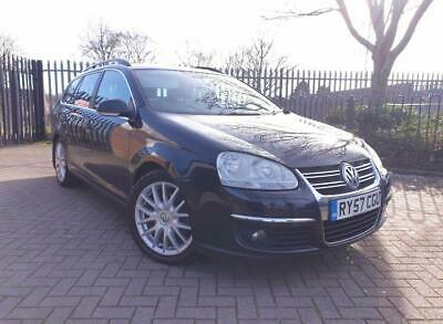 Volkswagen Golf 2.0 Tdi Sportline Estate Dsg 2008 Facelift