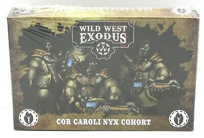 Wild West Exodus WEX151013001 Cor Caroli Nyx Cohort (Order) Infantry Warriors