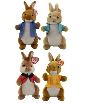71c1d9b19ba Set of 4 TY Easter Beanie Baby 6