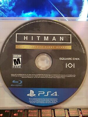 hitman definitive edition ps4 dlc on disc