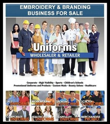 Uniform And Embroidery Business