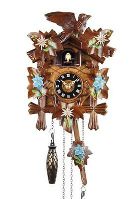 Cuckoo Clock Black Forest Black Forest, Germany Souvenir, Wood Wall Clock, 24cm