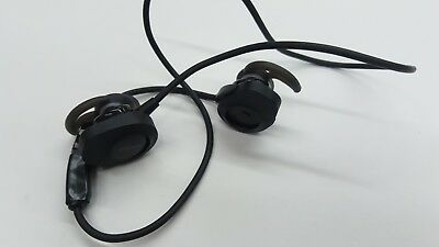 Bose SoundSport A11 In-Ear Wireless Headphones Black 761529-0010 Read T1693