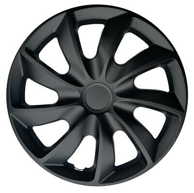 16'' Wheel trims for Volkswagen Transporter T6 4x16''  black