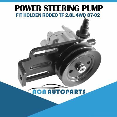 Power Steering Pump Fits Holden Rodeo TF 2.8L Turbo Diesel 4WD 1988-2002