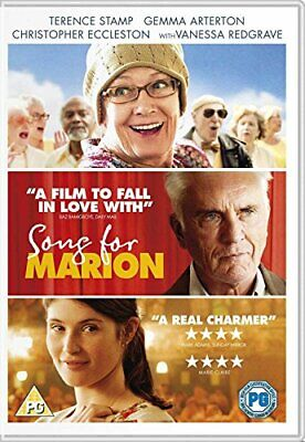 Song for Marion [DVD] [2012] - DVD  OYLN The Cheap Fast Free Post