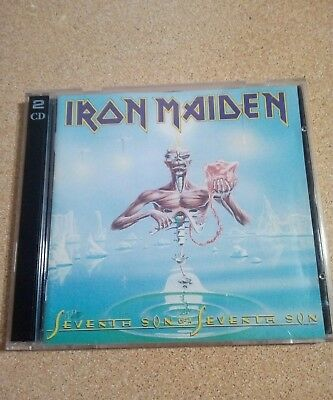 Iron Maiden-Seventh Son Of A Seventh Son,2 Cd,nwobhm