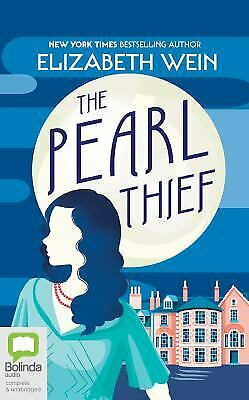 The Pearl Thief  (ExLib) by Wein, Elizabeth