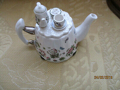 Portmeirion One Cup Teapot