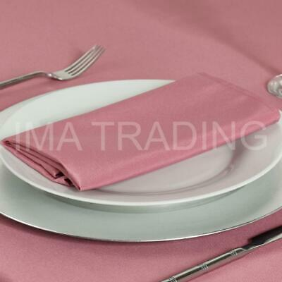 Blush Pink Tablecloth Table Cloth Various Sizes Round Square Rectangular