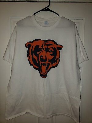 7ac00e4a CHICAGO BEARS SUPER Bowl XLII NFL Football T Shirt Size Extra Large ...