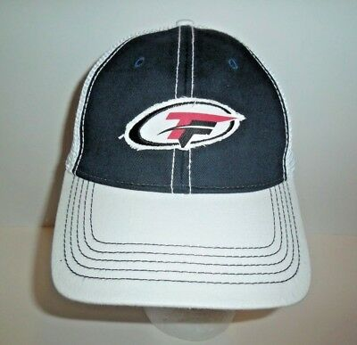 Top Flite Golf Hat Cap Snapback Mesh White Navy Blue Red Callaway Company  New 044bf3bc5f6