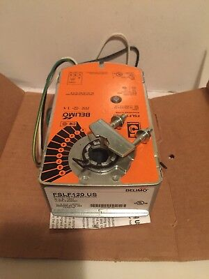 Belimo FSLF120 US Fire & Smoke Damper Actuator   NEW