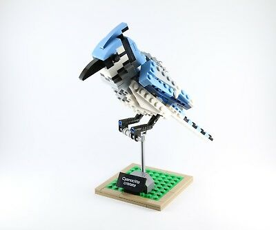 Bags #2 + Instructions Blue Jay Only LEGO Ideas 21301 Birds