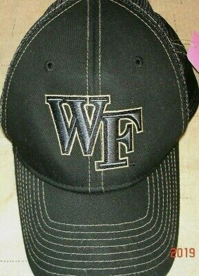 48bbaf4a966 ... 50% off wake forest demon deacons official ncaa fitted hat cap by  zephyr preowned b0b99