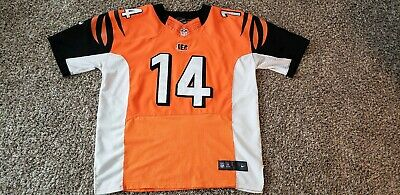 Discount NIKE NFL CINCINNATI Bengals Andy Dalton On Field Limited Stitched  free shipping