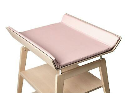 LINEA by Leander Change Table Mat Cover Charcoal PINK |  Free Ship