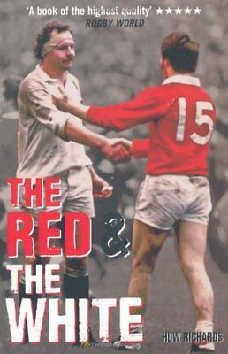(Good)1845135075 The Red & The White: A History of England vs Wales Rugby,Huw Ri