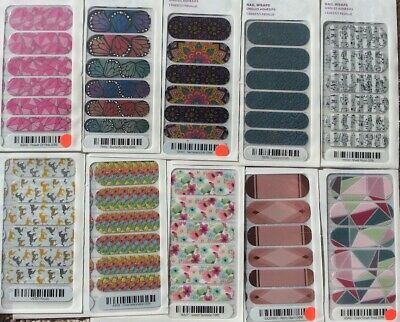 Jamberry Nail Wraps Various Styles