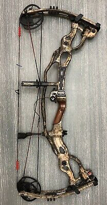 HOYT CARBON SPYDER ZT 30 Compound Bow 60-70lbs 28