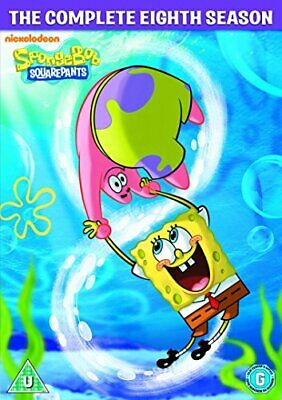 Spongebob Squarepants - Season 8 [DVD] - DVD  G2VG The Cheap Fast Free Post