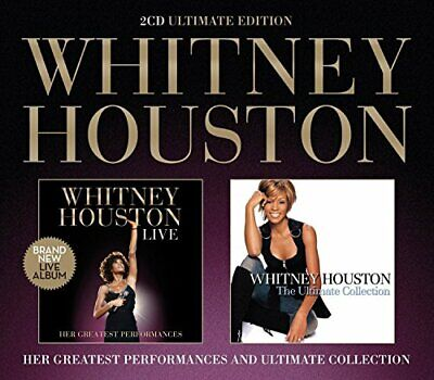 Whitney Houston Live: Her Greatest Performances - Ultimate Edition -  CD 38LN