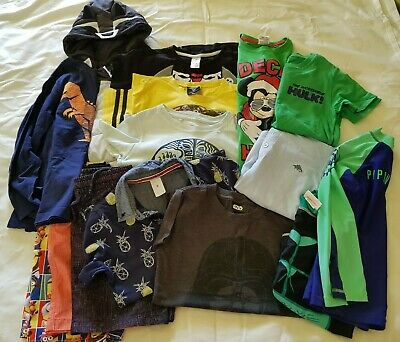 Boys size 5-6 used clothing bundle - Good condition!!!