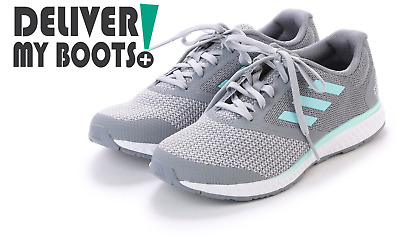 91c572d70 WOMEN ADIDAS EDGE RC Running Shoes Grey Sneakers Adidas BW1165 NEW ...