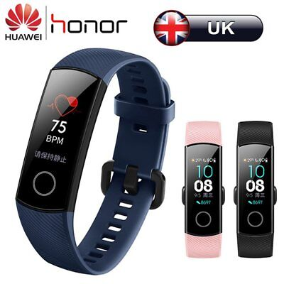 Huawei Honor Band 4 Wristband Touch Screen Bluetooth Heart Rate Fitness Watch WK