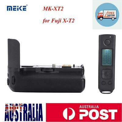 Meike MK-XT2 Pro Battery Grip with 2.4G Wireless Remote Control For Fujifilm New