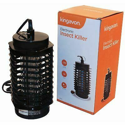 Electronic UV Light Flying Insect Killer Electric Indoor Mosquito Fly Bug Zapper