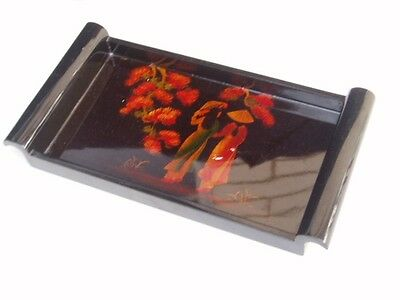 LACQUER TRAY - JAPAN - 280 X 145mm
