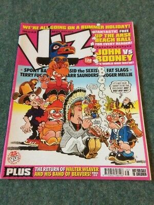 Viz Comic Issue No.138 FREE P&P UK