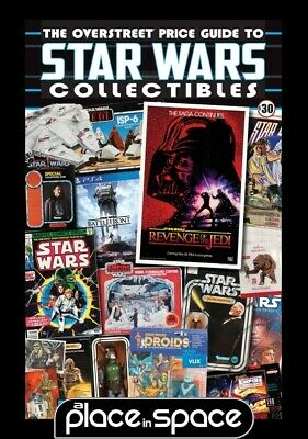 Overstreet Price Guide To Star Wars Collectibles - Softcover