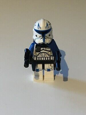 Lego Star Wars Minifigure Rare Phase 2 Captain Rex 1500