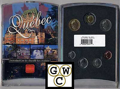2001 Quebec City Oh! Canada Set (10694)