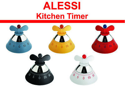 ALESSI Kitchen Timer AO9 FREE DELIVERY
